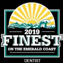 Jeffrey Dental Clinic - Best on The Emerald Coast 2019 Award